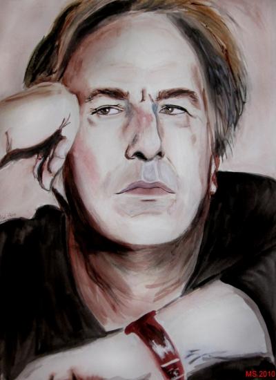 Alan Rickman par Madlene